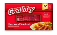Hardwood Smoked Sliced Bacon