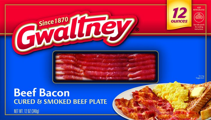 Beef Sliced Bacon