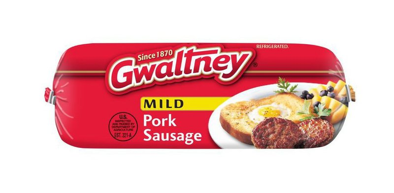 Mild Roll Sausage