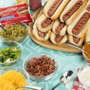 DIY Hot Dog Bar
