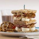 Gwaltney Goes Bananas: Bacon, Peanut Butter, Banana Toast
