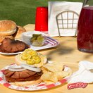 Grilled Bologna Sandwiches
