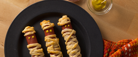 Gwaltney Hot Dog Mummies