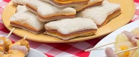 Bologna Sandwich Stars