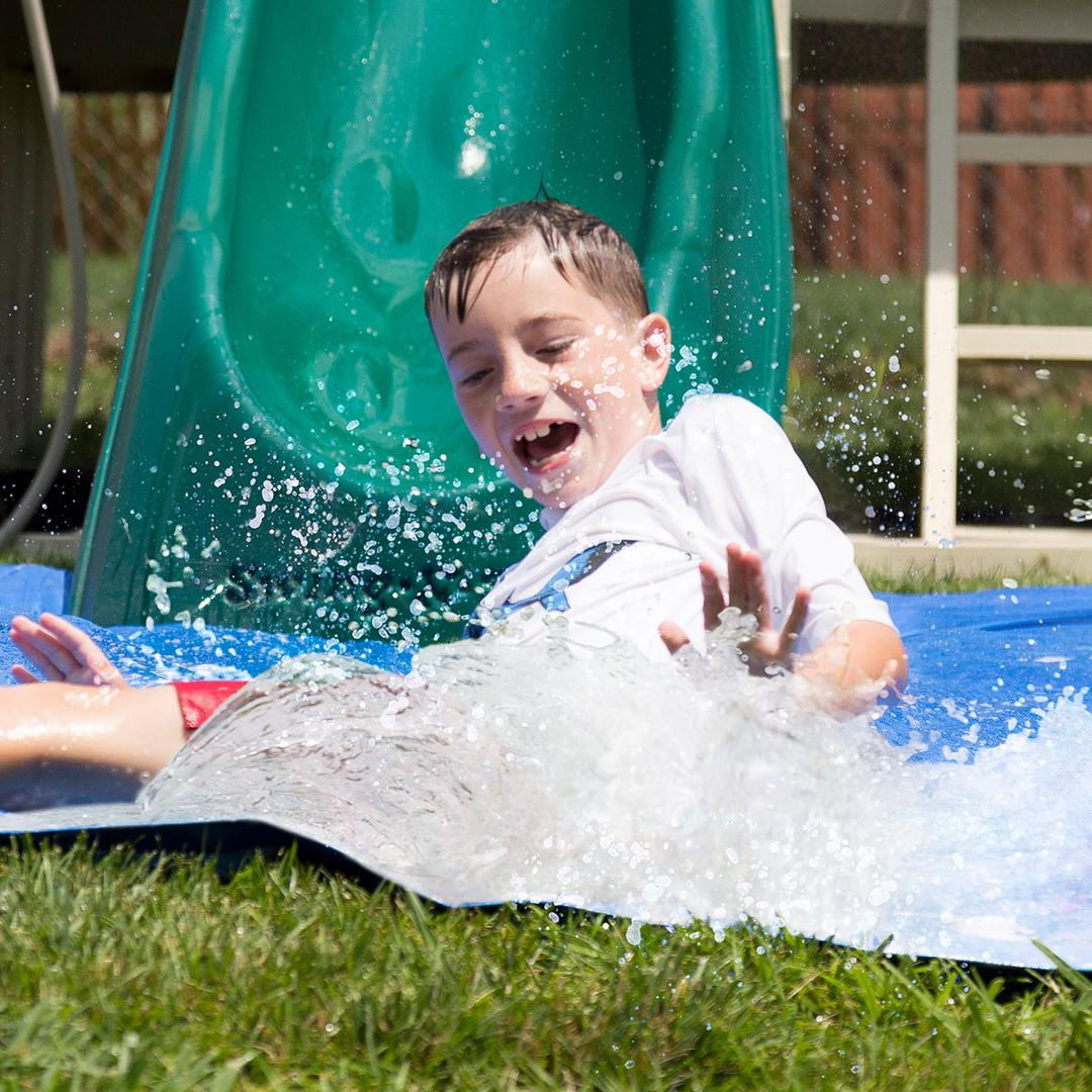 Splash Down Slide