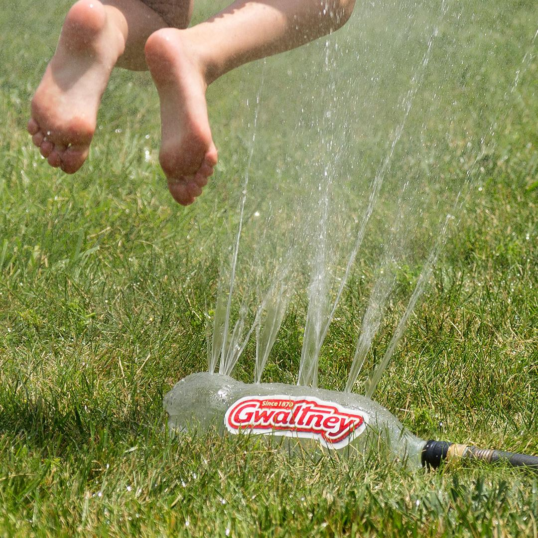 Soda sprinkler